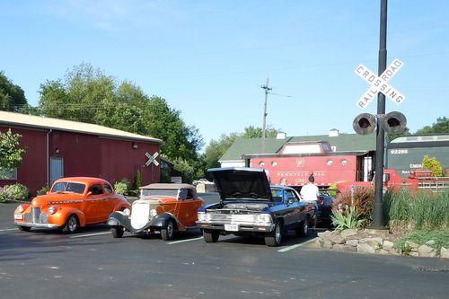 Hubbard cars