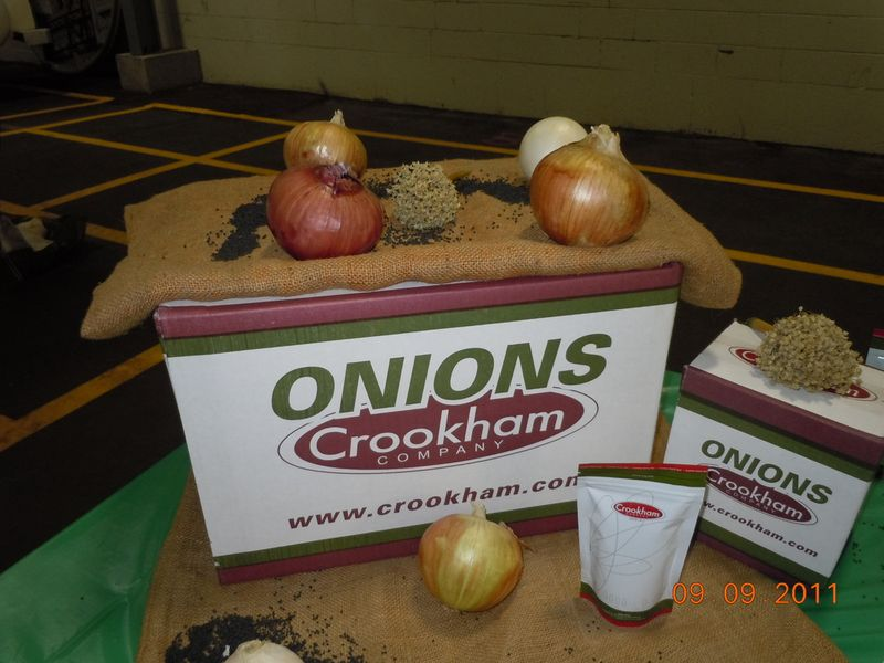 Crookhamonion